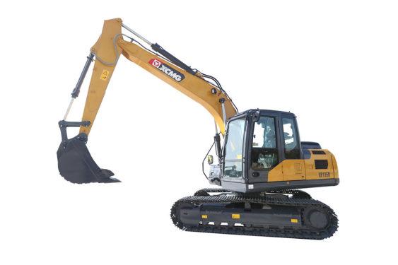 徐工XE135D中型挖掘机