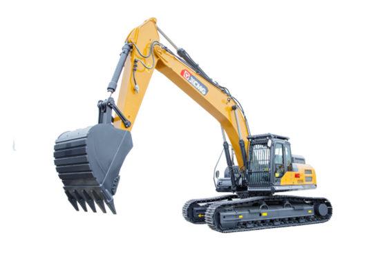 徐工XE335DK MAX大型挖掘机