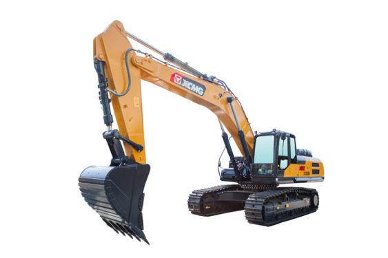 徐工XE380DK MAX大型挖掘机
