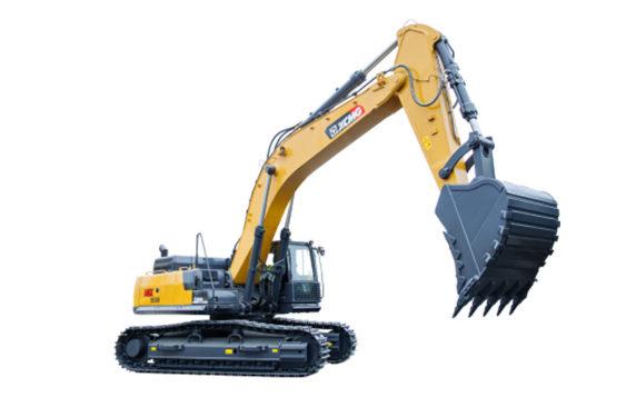 徐工XE550DK MAX大型挖掘机