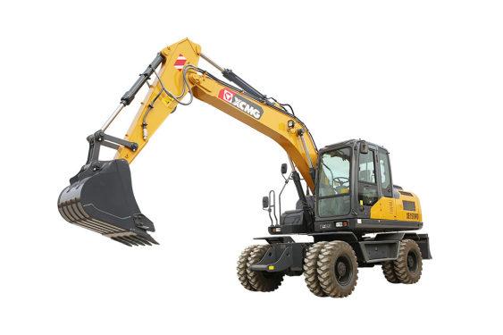 徐工XE150WD轮式挖掘机