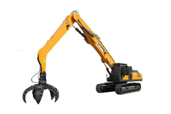 多用途挖掘機