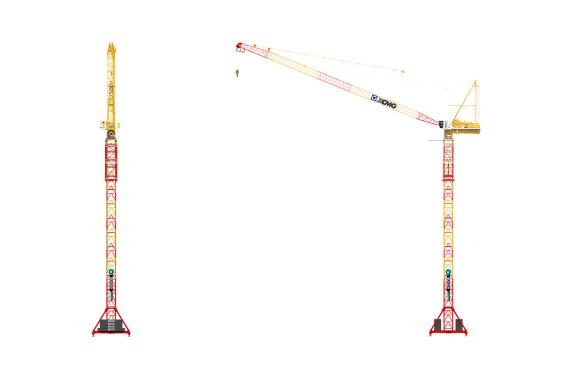 徐工XGL4015K-6动臂式起重机