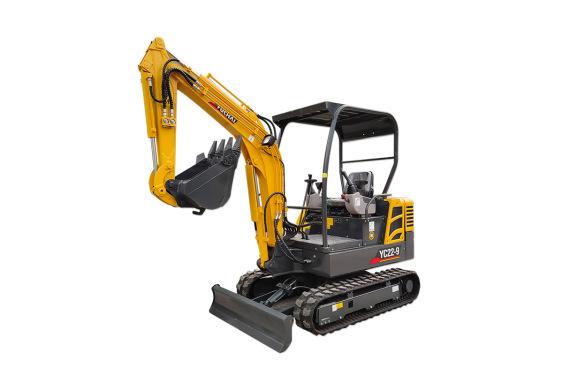 玉柴YC22-9挖掘机