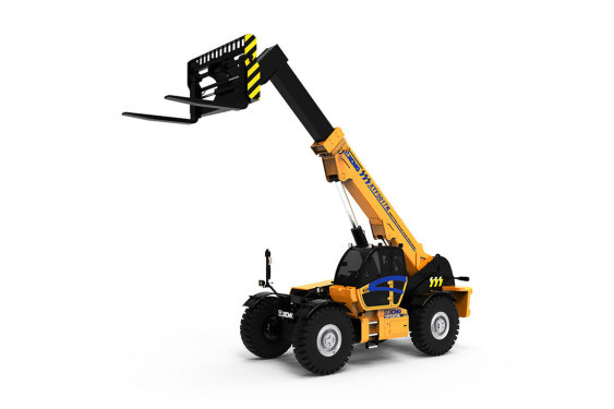 徐工XTF5017K伸缩臂叉装车