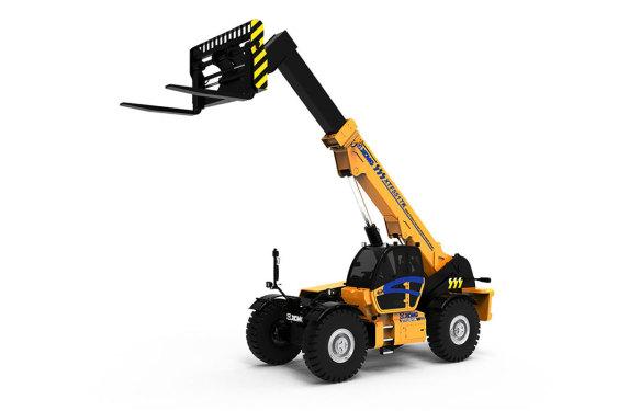 徐工XTF5517k伸缩臂叉装车