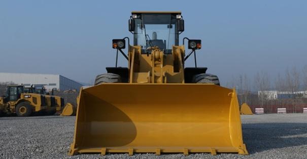 山工SEM652D轮式装载机高清图 - 外观