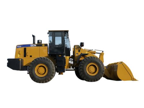 山工机械SEM652D轮式装载机