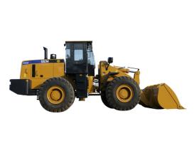 山工机械SEM652D超高装载机