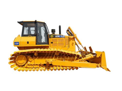 山工机械SEM818D湿地型推土机