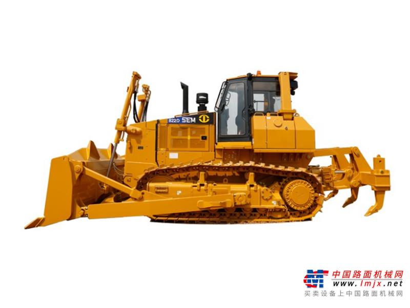 山工机械SEM822D  推煤型推土机高清图 - 外观
