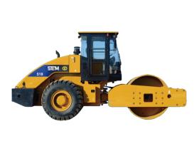 山工机械SEM518单钢轮压路机