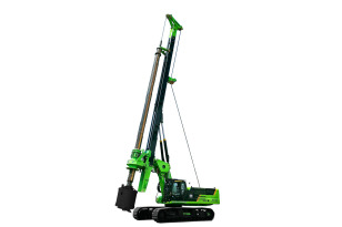 泰信机械KR300C高性能全电控旋挖钻机