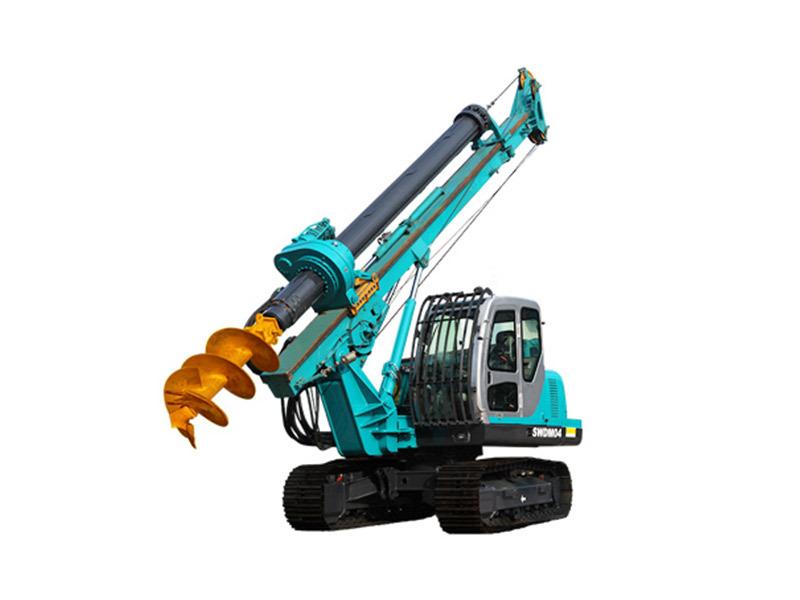 山河智能SWDM40小型多功能旋挖钻机
