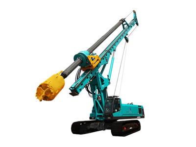 山河智能SWDM80小型多功能旋挖钻机