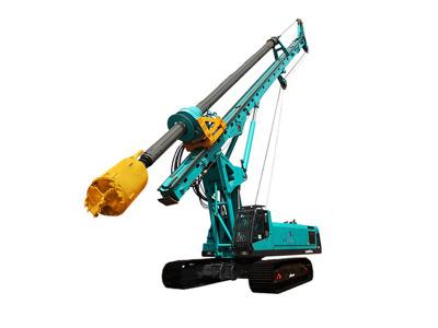 山河智能SWDM130小型多功能旋挖钻机