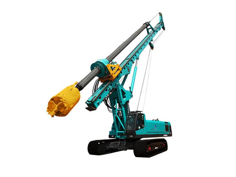 山河智能SWDM240中型多功能旋挖钻机