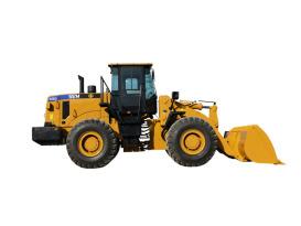 山工机械SEM655D轮式装载机