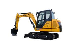 柳工906F挖掘机高清图 - 外观
