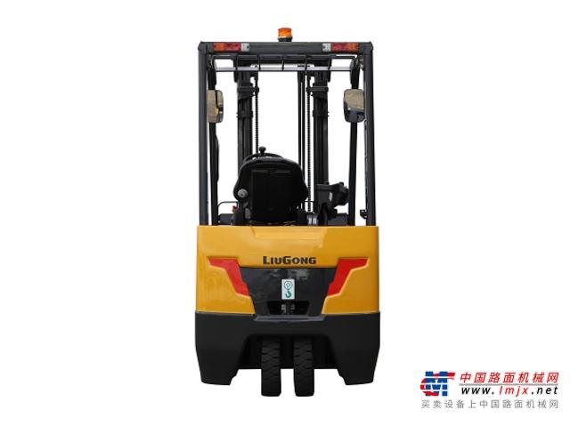 柳工CLGA16-T/C三支点电动叉车高清图 - 外观