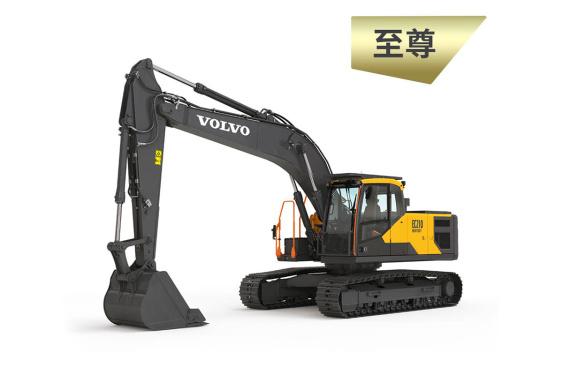 沃尔沃EC210 HEAVY DUTY至尊系列 全新挖掘机