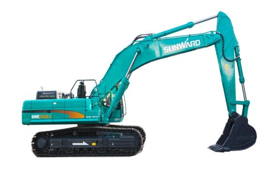 山河智能SWE500E-3H大型挖掘机
