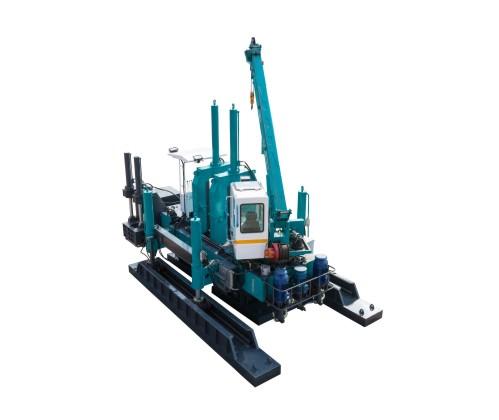 山河智能ZYJ60B-3液壓靜力壓樁機高清圖 - 外觀
