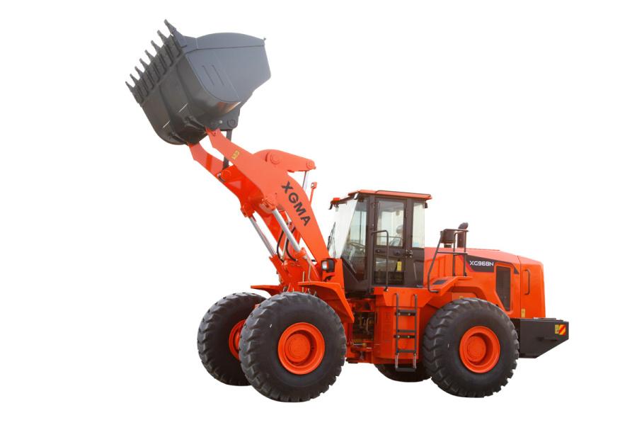 厦工XG968N轮式装载机