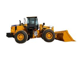 山工机械SEM656D轮式装载机