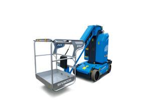 星邦重工ML10EJ套筒式高空作业平台高清图 - 外观