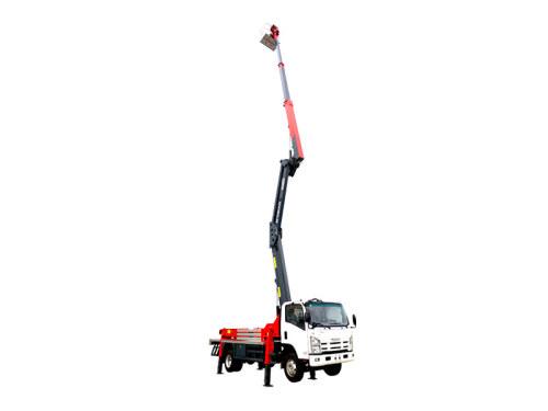 星邦智能GKH2222米混合臂高空作业车