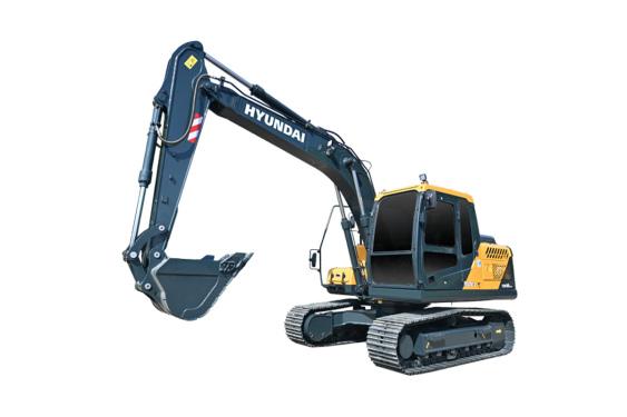 现代重工R130VS PRO小型挖掘机