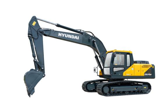 现代重工R215VSN中大型挖掘机