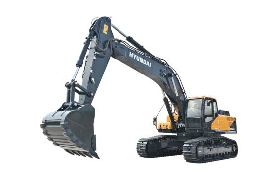 现代重工R505LVS中大型挖掘机