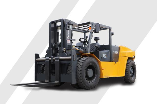 柳工CLG2120H(进箱型)内燃平衡重式叉车高清图 - 外观