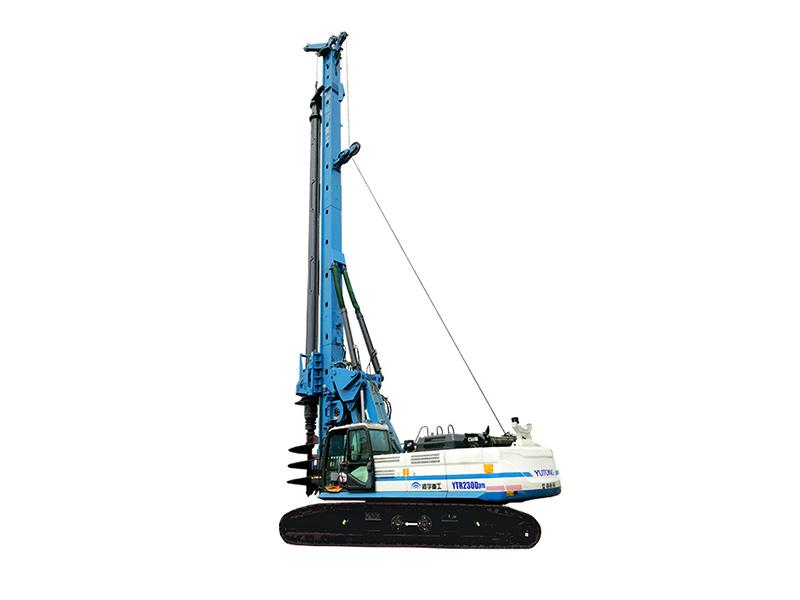 宇通重工YTR230D旋挖钻机高清图 - 外观