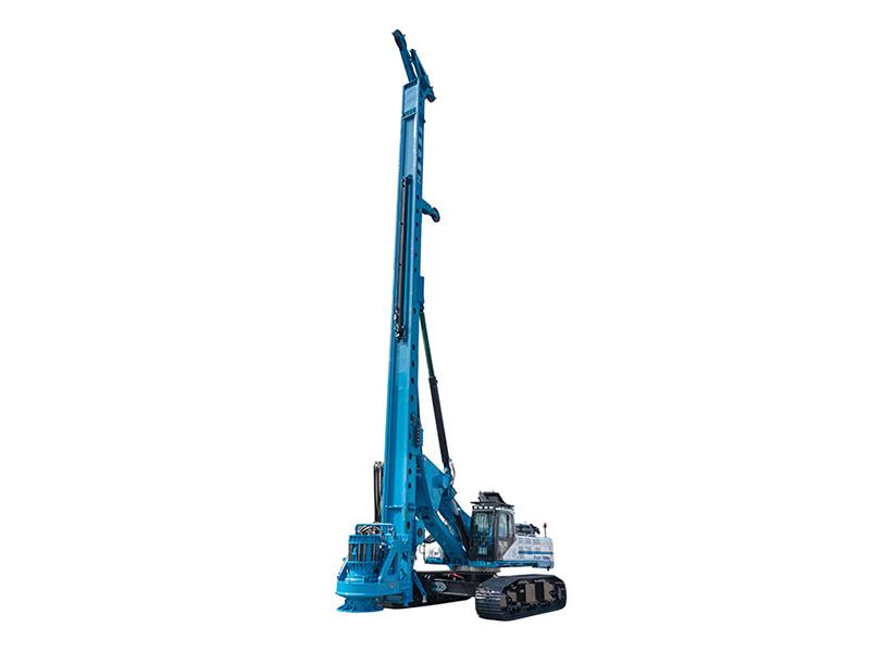 宇通重工YTR300D MAX旋挖钻机高清图 - 外观