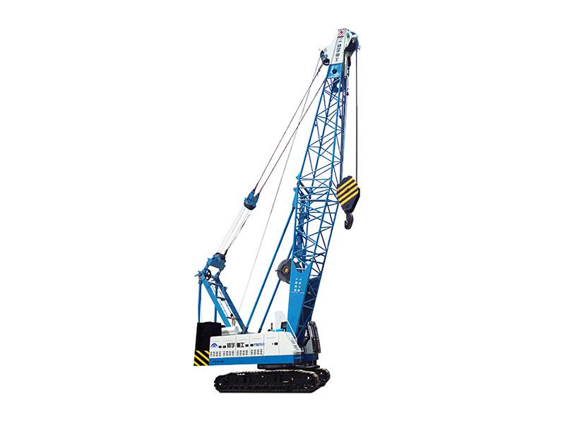 宇通重工YTQU75B基础施工专用履带吊高清图 - 外观