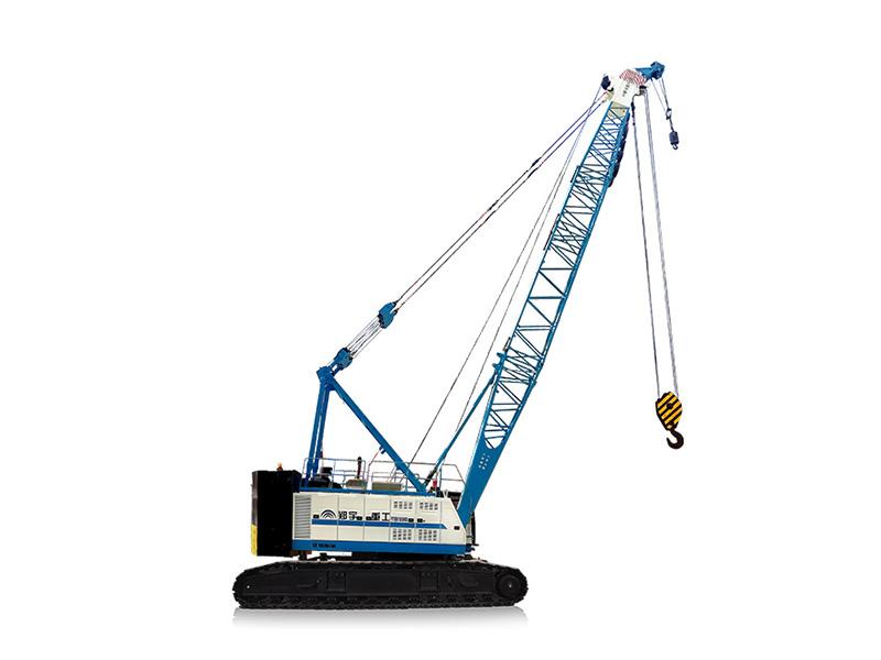 宇通重工YTQU100B基础施工专用履带吊高清图 - 外观