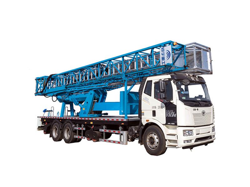 宇通重装ZYM5251JQJ12D620HZ桥梁检测车