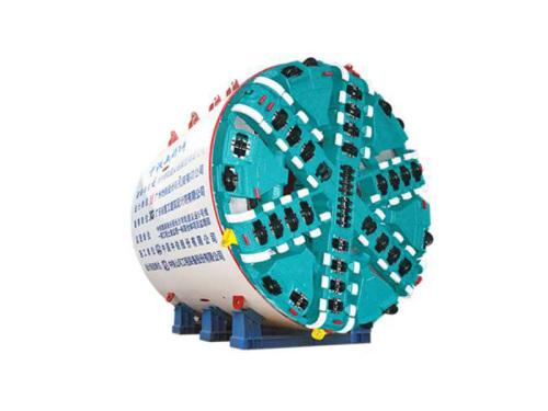 山河智能CSTE系列土压平衡盾构机