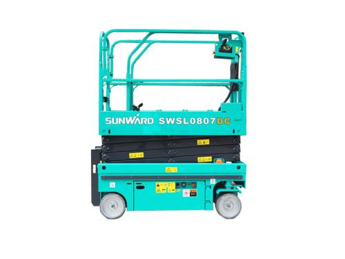 山河智能SWSL0807DC剪叉式高空作业平台