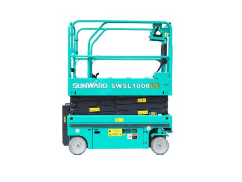 山河智能SWSL1008DC电动剪叉式高空作业平台