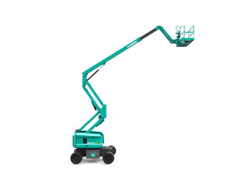 山河智能SWA22JE自行走电驱曲臂式高空作业平台