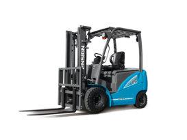 英轩重工CPD20四轮平衡重式电动叉车/E系列(锂电池)