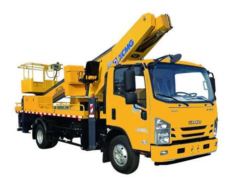 徐工XGS5080JGKQ621米伸缩臂高空作业车