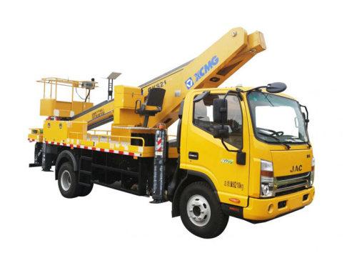 徐工XGS5080JGKH621米伸缩臂高空作业车