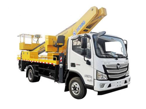 徐工XGS5080JGKB621米伸缩臂高空作业车