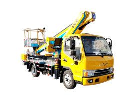 徐工XGS5041JGKH618米蓝牌伸缩臂 高空作业车