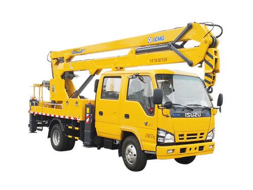 徐工XGS5063JGKQ617米折叠臂徐工高空作业车